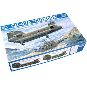 """CH-47A """"CHINOOK"""" TRUMPETER SCALA 1/35 2"""