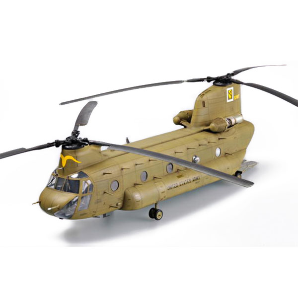 """CH-47A """"CHINOOK"""" TRUMPETER SCALA 1/35 3"""