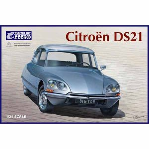 CITROEN DS21 EBBRO AUTO scala 1 24