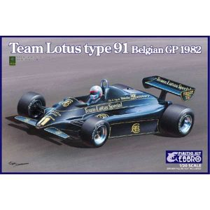 TEAM LOTUS TYPE 91 EBBRO AUTO scala 1 20