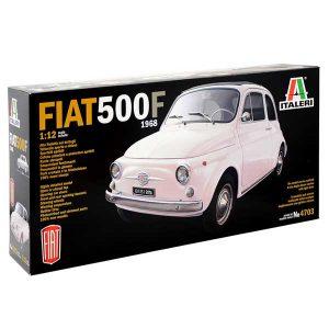 fiat 500 f 1968 scala 1:12 italeri 4703