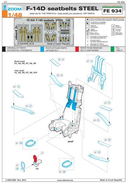 fotoincisioni-eduard-f-14-fe934-istruzioni