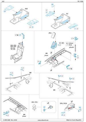 fotoincisioni-f-16i-eduard-fe1024-istruzioni-2