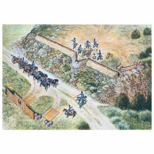 French Artillery Set – Napoleonic Wars ITALERI Scala 1:72