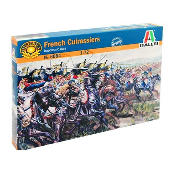 French Cuirassier Italeri 1-72