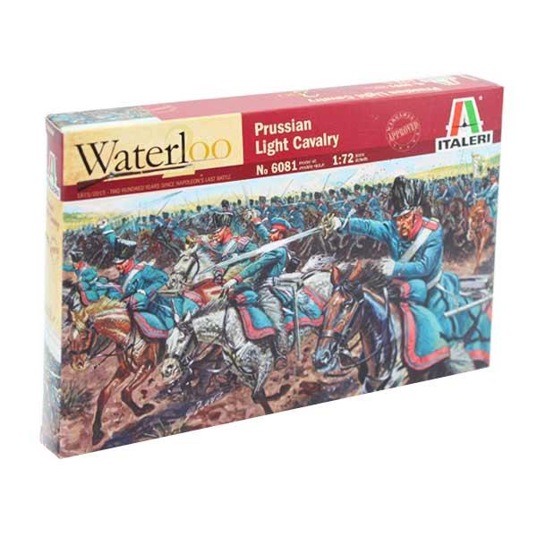 Prussian Cavalry Nap. Wars ITALERI Scala 1:72