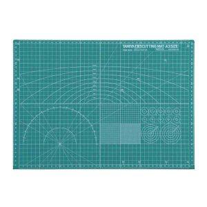Tappetino-da-taglio-Tamiya-per-modellismo-Formato-A3