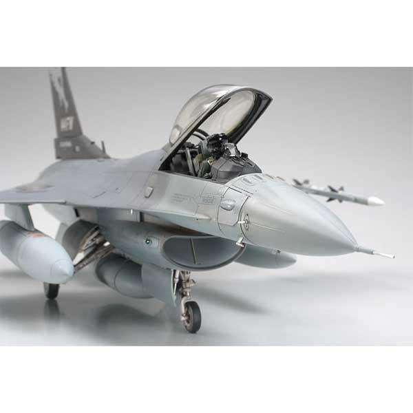 Lockheed F-16C Block 25/32 Fighting Falcon ANG Tamiya Scala 1:48