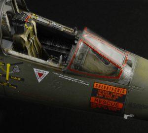 tf 104 g starfighter caccia italeri scala 1-32 6