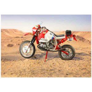 BMW R80 G/S 1000 Paris Dakar Italeri Scala 1:9 4641