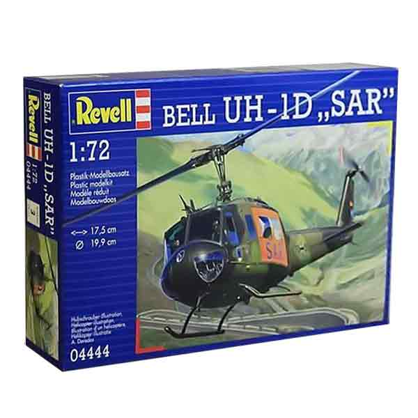 Bell UH-1D SAR Revell Scala 1:72