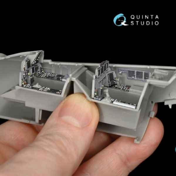 Decal 3D F-15E Strike Eagle Quinta Studio