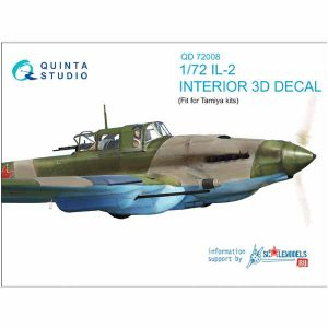 Decal 3D IL-2 Quinta Studio