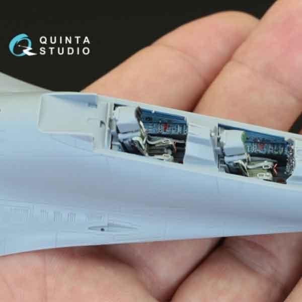 Decal 3D Su-27UB Quinta Studio