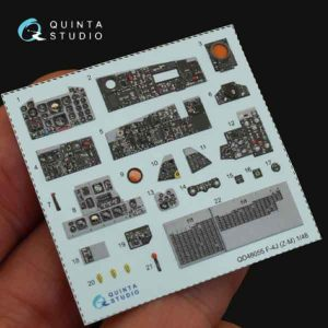 Decal 3D F-4J Quinta Studio