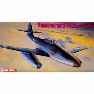 Dragon Messerschmitt Me 262A-1a/Jabo Scala 1:48