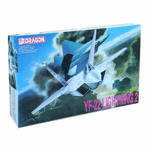 "Dragon YF-22 ""LIGHTNING II"" Scala 1:72"