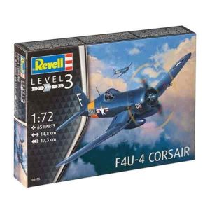F4U-4 Corsair Vought Revell Scala 1:72 03955