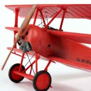 Fokker Dr. 1 Triplane Revell Scala 1:72