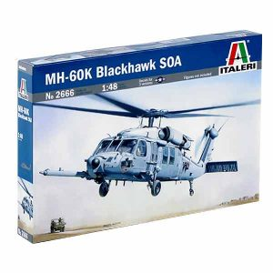 ITALERI MH-60K BLACK HAWK SOA SCALA 1:48
