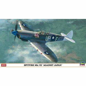 Spitfire MK.VIII Against Japan Hasegawa Scala 1:48
