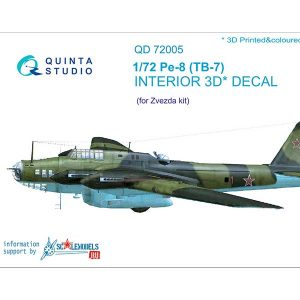 decal 3d pe-8 quinta studio