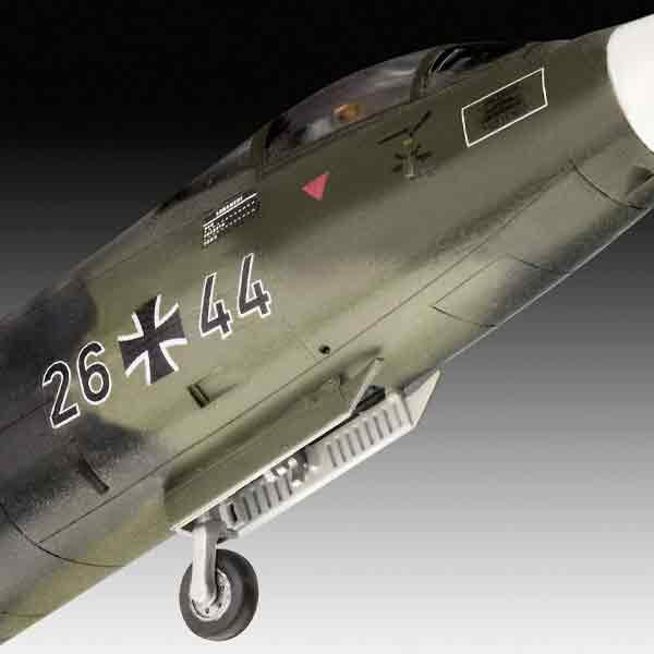 F-104G Starfighter Revell Scala 1:72 03904