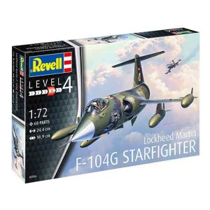 F-104G Starfighter Revell Scala 1:72 03904