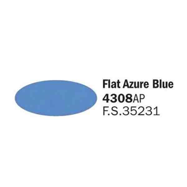4308AP Flat Azure Blue