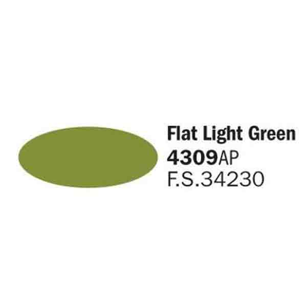 4309AP Flat light Green