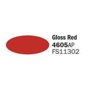 4605AP Gloss Red