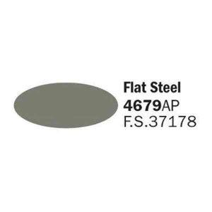 colore italeri 4679 AP Flat Steel