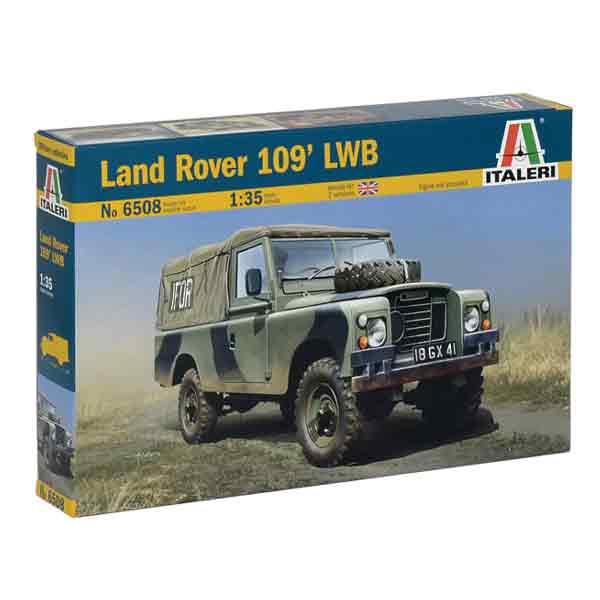 Land Rover 109' LWB ITALERI Scala 1:35