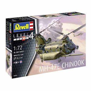 MH-47E Chinook Revell Scala 1:72