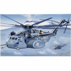 MH-53E Sea Dragon Italeri Scala 1:72