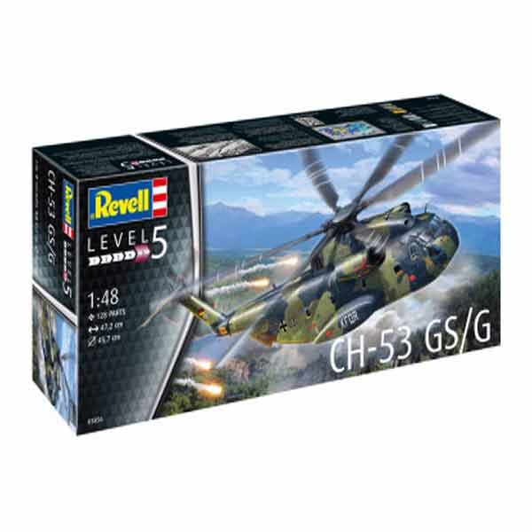 CH-53 GS/G Revell Scala 1:48