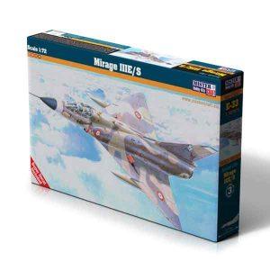 Dassault Mirage III E/S Mistercraft Scala 1:72