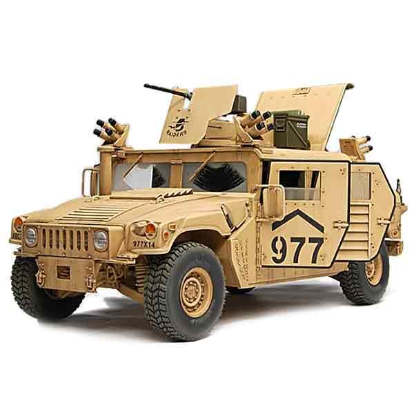 M1114 Veicolo Tattico Corazzato Bronco Models Scala 1:35