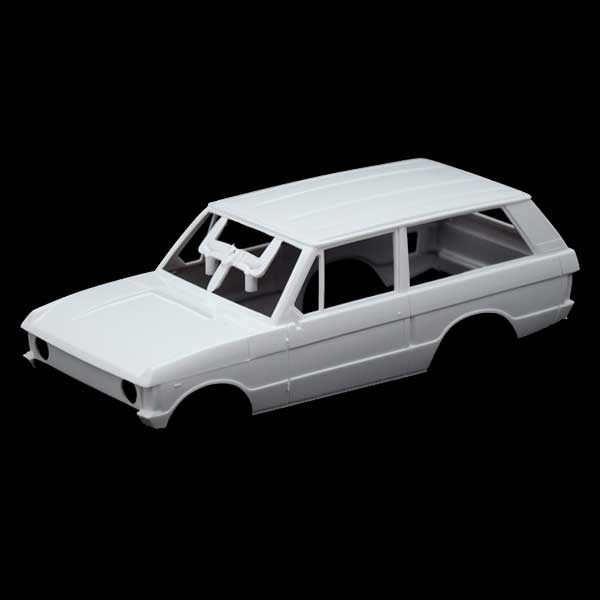 Range Rover Polizia Italeri Scala 1:24