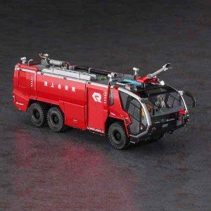 Rosenbauer Panther 6×6 Camion Antincendio Hasegawa Scala 1:72