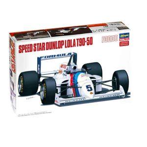 Speed Star Dunlop LOLA T90-50 Hasegawa Scala 1:24
