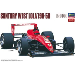 Suntory West LOLA T90-50 F3000 Hasegawa Scala 1:24