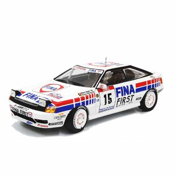 Toyota Celica GT Fours '91 Tour de Corse Nunu Scala 1:24