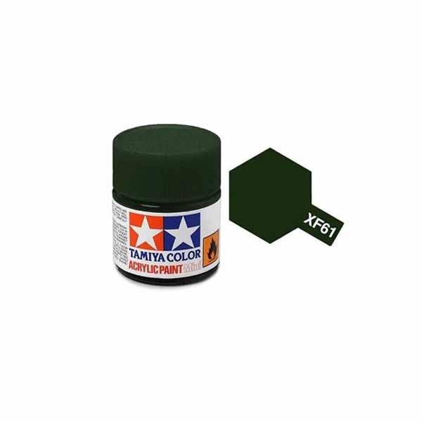 Colore tamiya XF 61 verde scuro